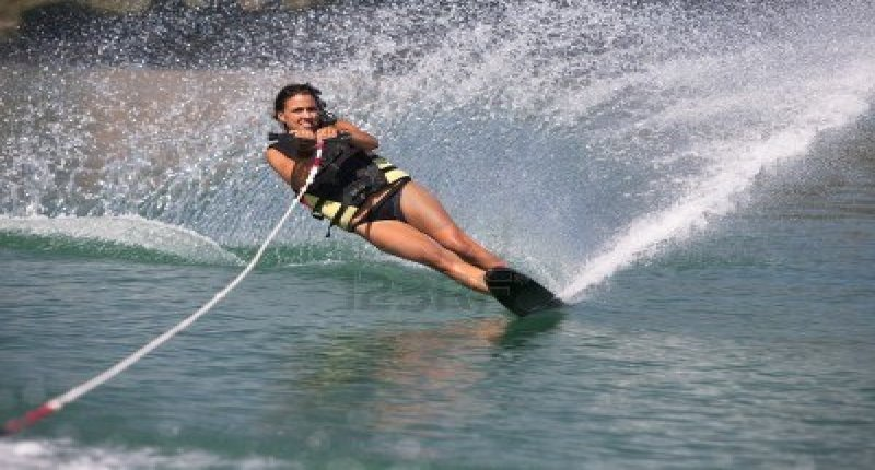 Hungary Water Skiing