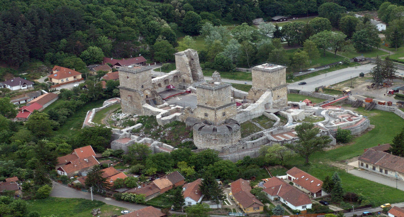 Hungary Castle of Diosgyor, Miskolc Northern Hungary