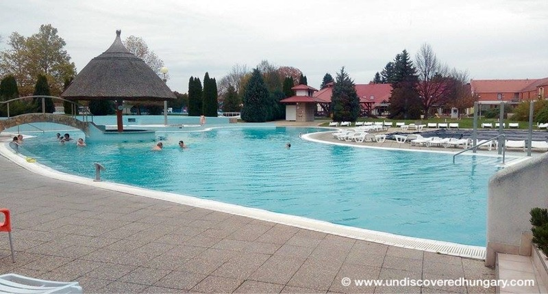 Hungary Kehidakustany Thermal and Adventure Bath
