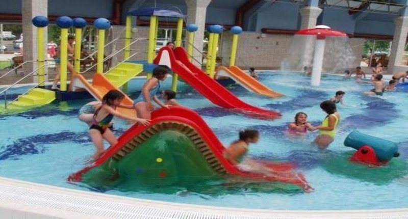 Hungary Aquaticum Mediterranean Spa and Water Park Debrecen