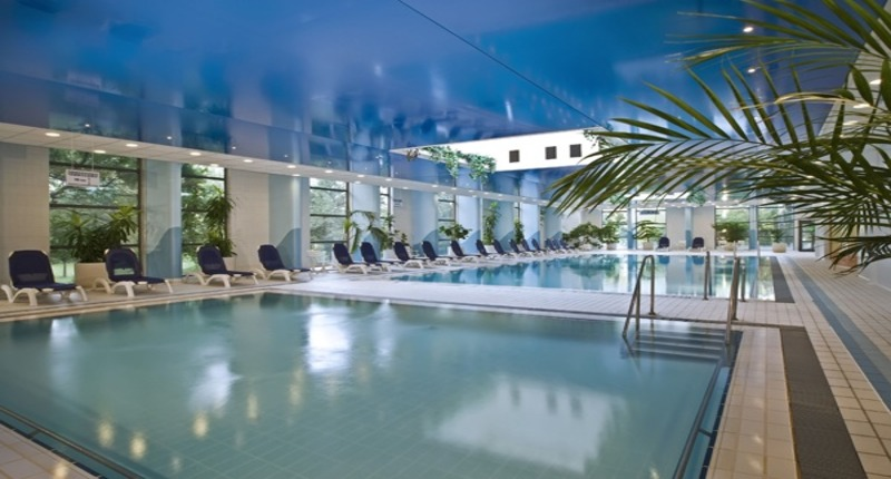 Hungary Danubius Health Spa Resort Helia, Budapest